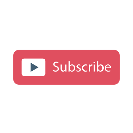 youtube subscribe button transparent - DesignBust