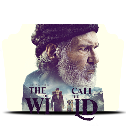 The Call Of The Wild Folder Icon 2020 Designbust