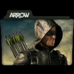 Arrow tv series folder icon free download