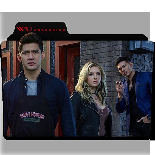 Wu Assassins Netflix 2020 Series English Designbust