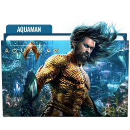 Aquaman 2019 folder icon  free download