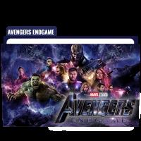 Avengers Endgame Folder Icon Free Download Designbust