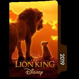 The Lion King 2019Folder Icon