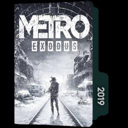 Metro Exodus Folder Icon