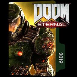 Doom Eternal Folder Icon