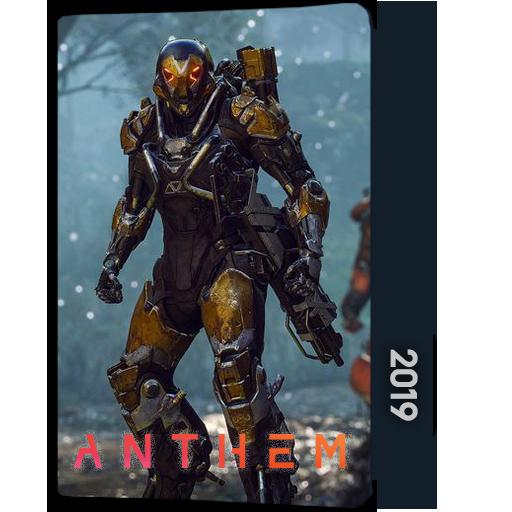 Anthem Folder Icon