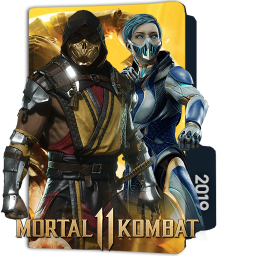 Mortal Kombat 11 Folder Icon