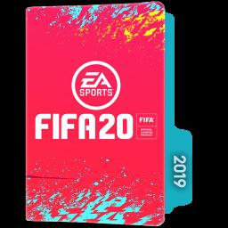FIFA 20 Folder Icon