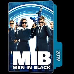 Men in Black International Folder Icon