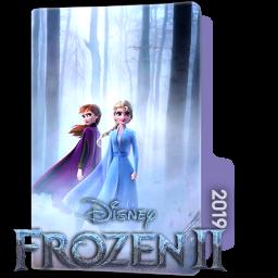 Frozen 2 Folder Icon