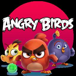 Angry Birds Movie Folder Icon