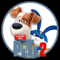 The Secret Life of Pets Folder Icon