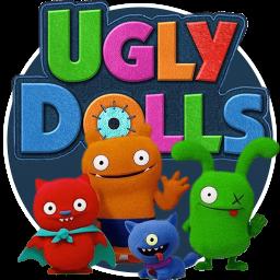 UglyDolls Folder Icon