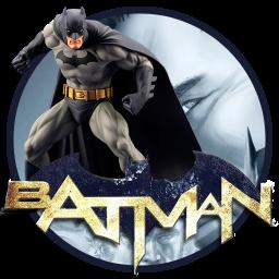 Batman Hush Folder Icon