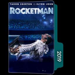 Rocketman 2019 Folder Icon