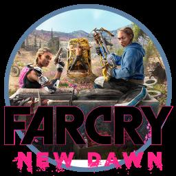 Far Cry New Dawn Folder Icon