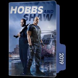 Hobbs & Shaw Folder Icon