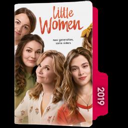 Little Women 2019 Folder Icon