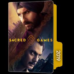 Sacred Games Folder Icon
