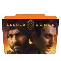 Sacred Games 2019 Folder Icon
