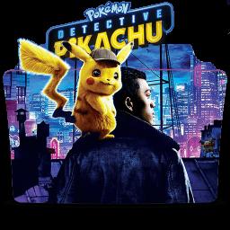 Detective Pikachu Folder Icon