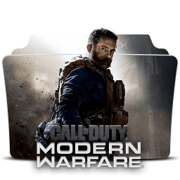 Call of Duty Modern Warfare 2019 Folder Icon