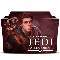 Star Wars Jedi Fallen Order Folder Icon