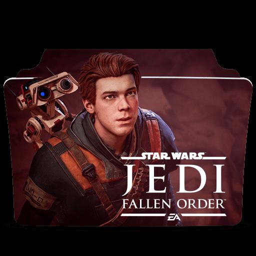 Star Wars Jedi Fallen Order Folder Icon - DesignBust