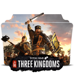 Total war three kingdoms Folder Icon