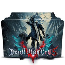 Devil May Cry 5 Folder Icon