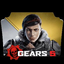 Gears 5 Folder Icon