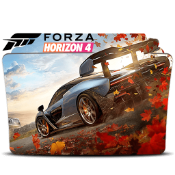 forza horizon 4 2019 Folder Icon