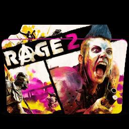 RAGE 2 Folder Icon