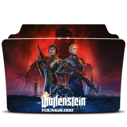 Wolfenstein Youngblood Folder Icon