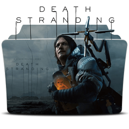 Death Stranding Folder Icon