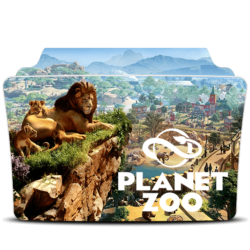 Planet Zoo 2019 Folder Icon