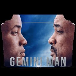 Gemini Man 2019 Folder Icon