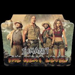 Jumanji The Next Level Folder Icon
