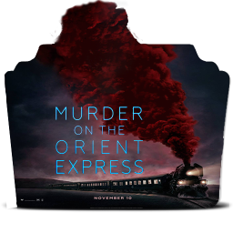 murder on the orient express folder icon