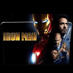Iron Man 2008 Folder Icon