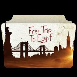 Free Trip to Egypt 2019 Folder Icon