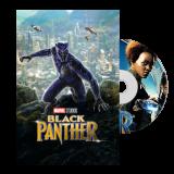 Black Panther Folder Icon Free download