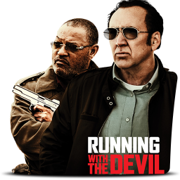 Running with the Devil Folder Icon