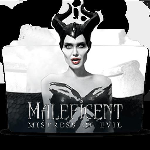 Maleficent Mistress Of Evil Folder Icon Designbust