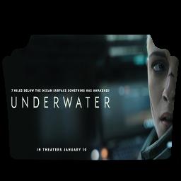 Underwater folder icon