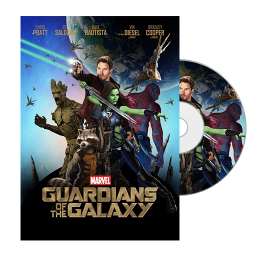 Guardians of the Galaxy Folder Icon Free Download- DesignBust