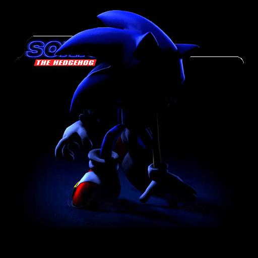 Sonic The Hedgehog 2020 Folder Icon Designbust