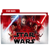 Star Wars The Last Jedi Folder Icon Free Download