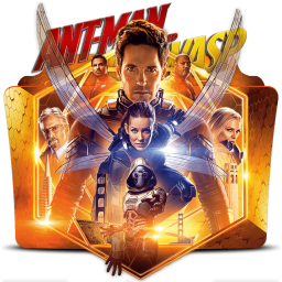Ant Man And The Wasp Folder Icon Free Download Designbust