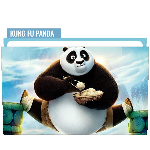 Kung Fu Panda Folder Icon Free Download Designbust